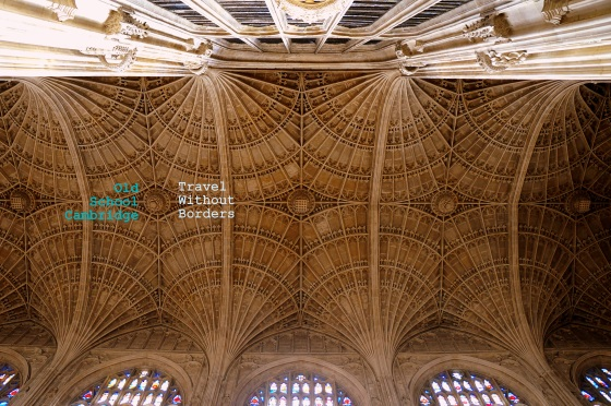 Fan Vaulted Ceiling
