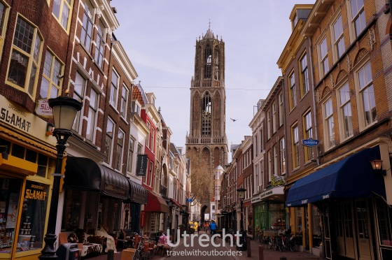 Street of Utrecht