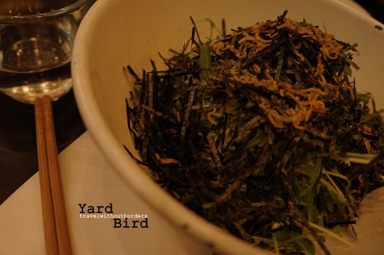 Yardbird Caesar
