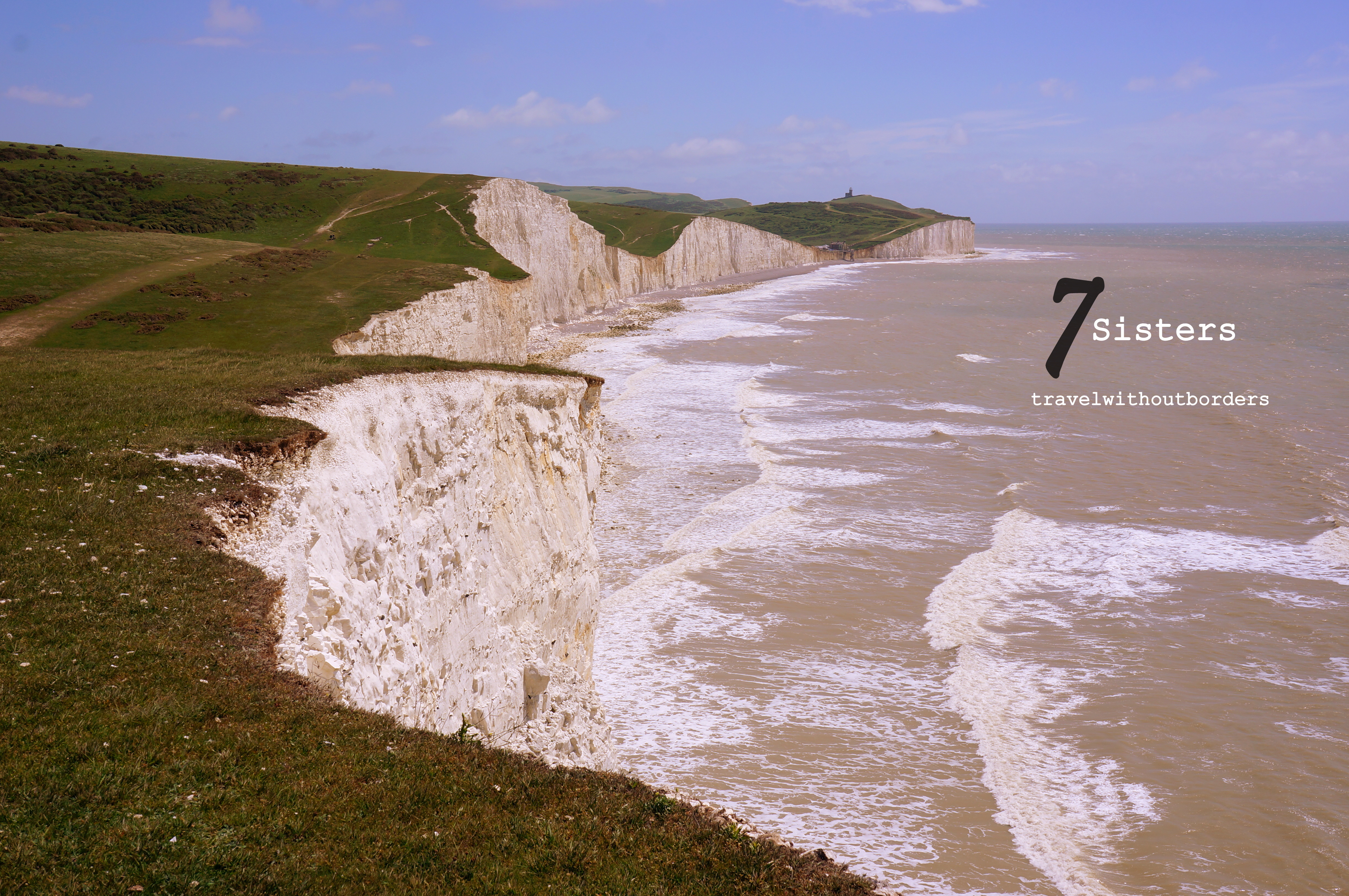 how to go to seven sisters
