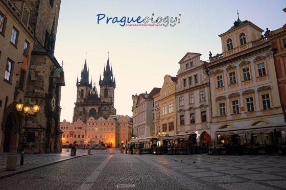 Old Town Square (Staromestske namesti)
