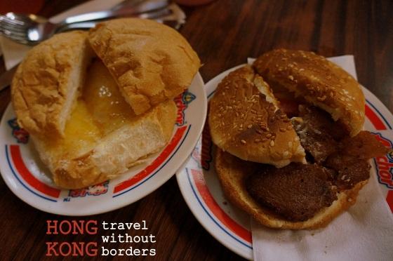 Pork Chop Bun + Toasted Bun