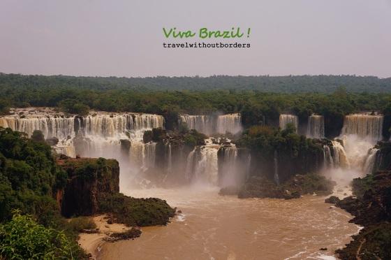 1. Iguazu Falls, Brazil