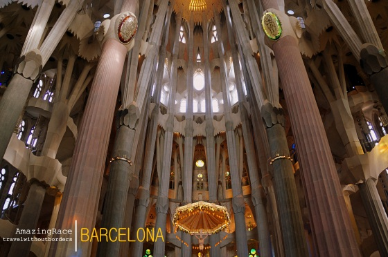 13. Basilica de la Sagrada Familia, Barcelona, Spain
