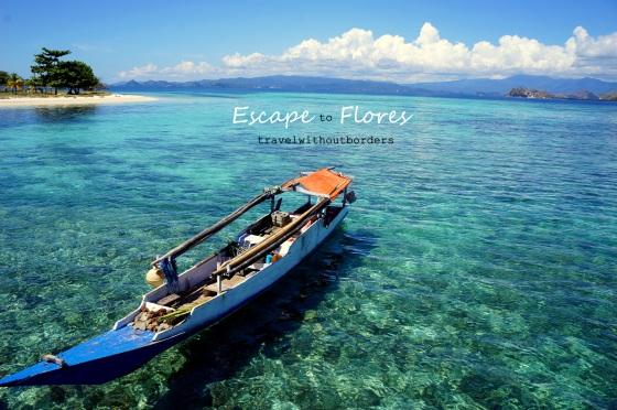 9. Kanawa Island, Indonesia