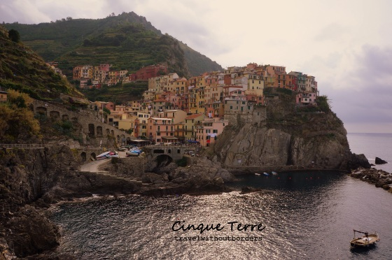 The City of Manarola!
