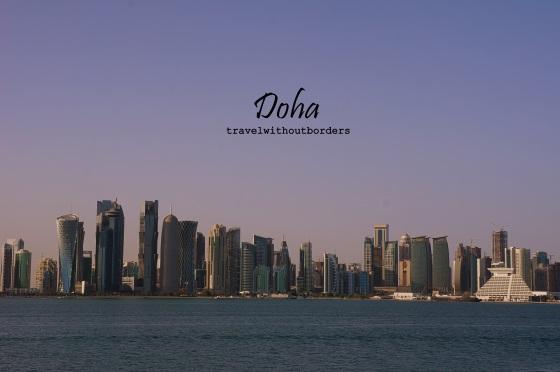 Modern Doha!