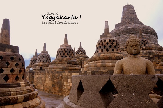 Magnificent Borobudur!