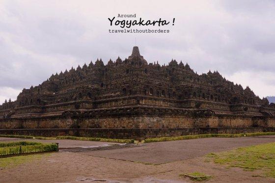 Borobudur!