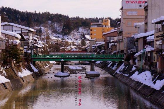 Bridges of Takayama!