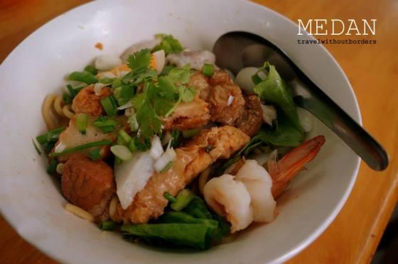 Mie Hock Seng, Jln Kumango, Medan