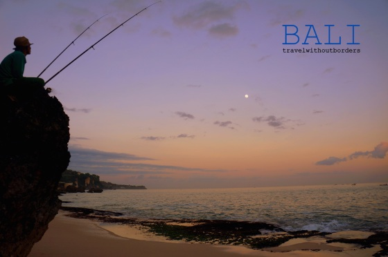 Tegal Wangi Beach, Bali, Indonesia