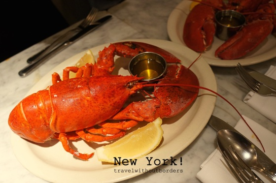 Whole Lobster!