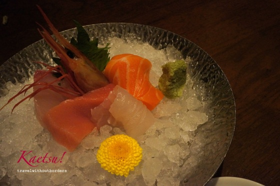 Assorted Sashimi!