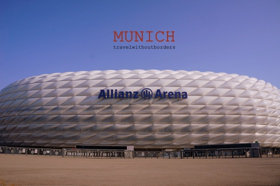 Allianz Arena!