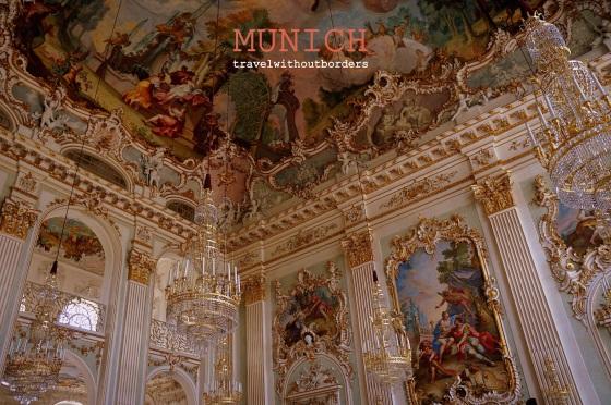Inside Nymphenburg Palace!
