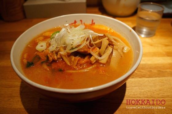 Kimchi Ramen!