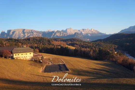 Dolomites!