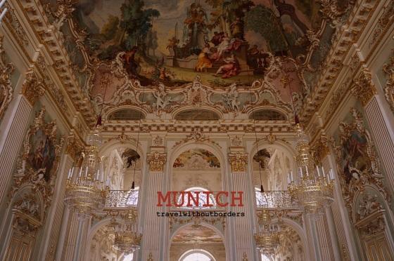 Nymphenburg Palace!