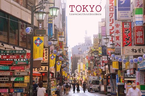 Street of Kichijoji!