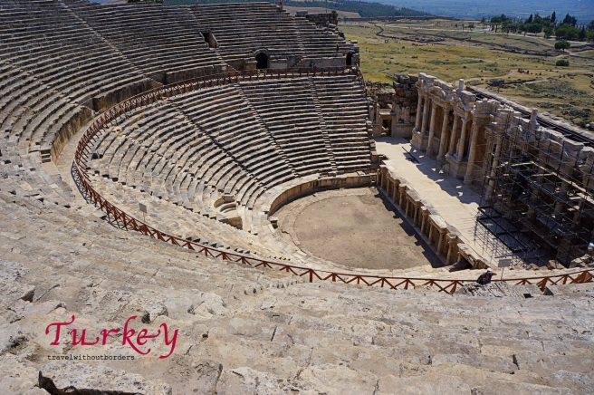 Roman Amphitheater of Hierapolis!