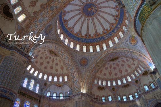 Blue Mosque!