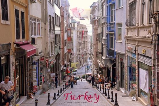 Neighborhood of Istanbul!