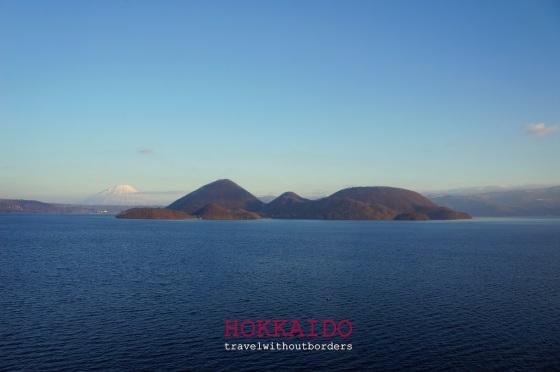 Lake Toya!