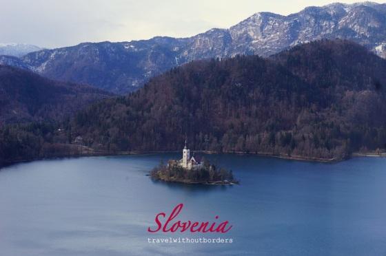 Lake Bled!