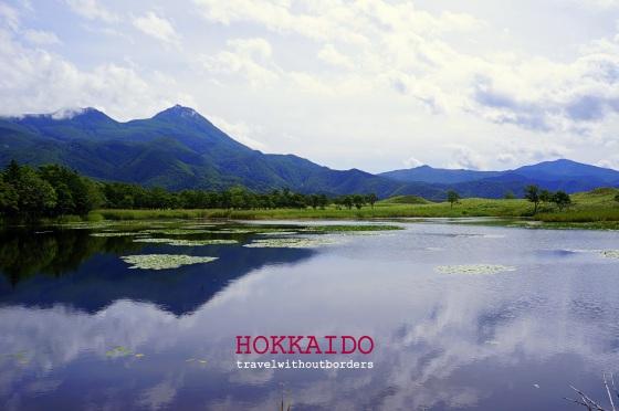 Shiretoko Goko Lakes!