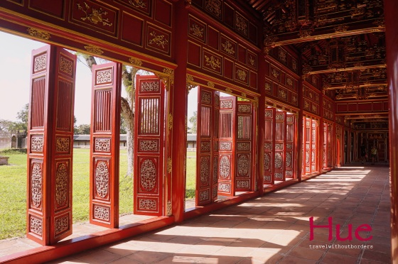 Imperial City of Hue!