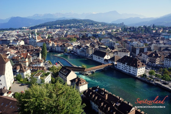 (13) Luzern, Switzerland