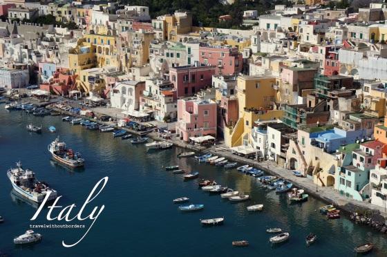(14) Procida, Italy