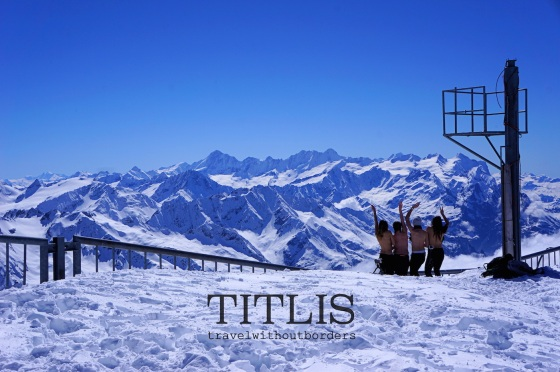 (16) Mt Titlis, Switzerland