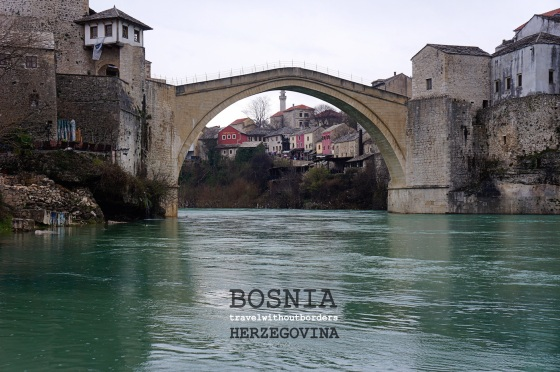 (17) Mostar, Bosnia & Herzegovina
