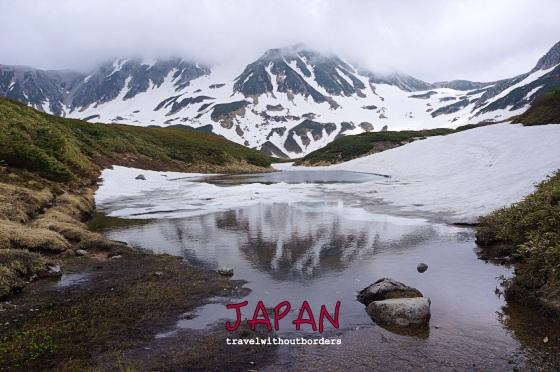 (18) Tateyama Kurobe Alpine Route, Japan