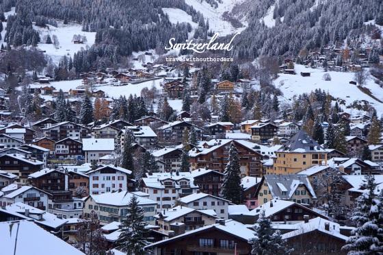 (4) Klosters, Switzerland