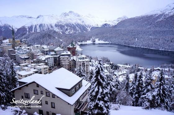 (6) St Moritz, Switzerland