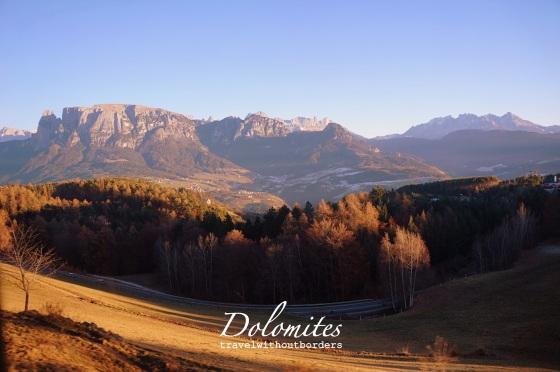(8) Dolomites, Italy