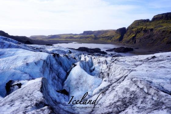 Sólheimajökull Glacier!