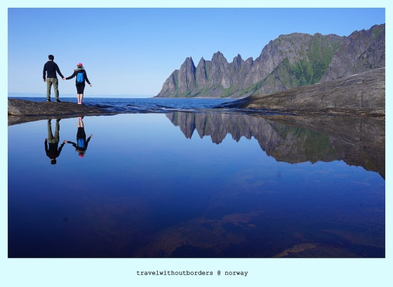 Postcard 0026: The Devil's Jaw! – Senja, Norway!