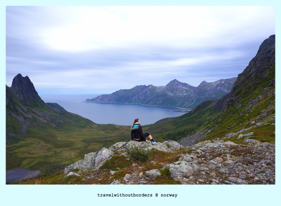 Postcard 0027: Good Day of Senja! – Senja, Norway!