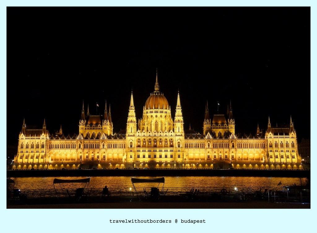 Postcard 0035: Light Up! – Budapest, Hungary!