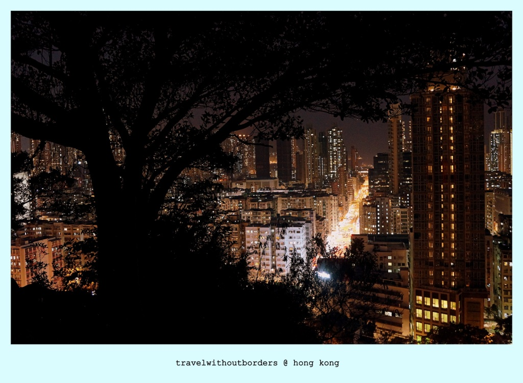 Postcard 0042: Garden Hill! – Hong Kong!